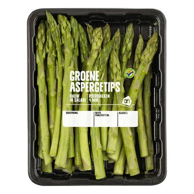 Huismerk Groene aspergetips