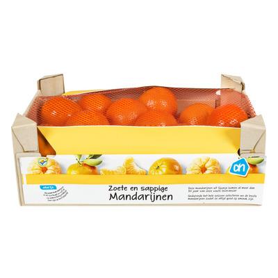 Huismerk Clementina mandarijnen kistje