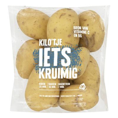 Huismerk Kilo'tje iets kruimige aardappelen