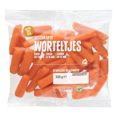 Huismerk Geschrapte worteltjes