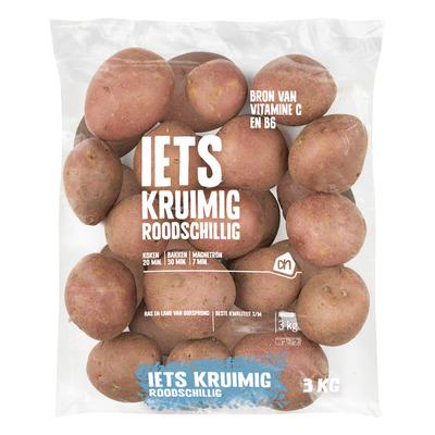 Huismerk Roodschillige aardappelen