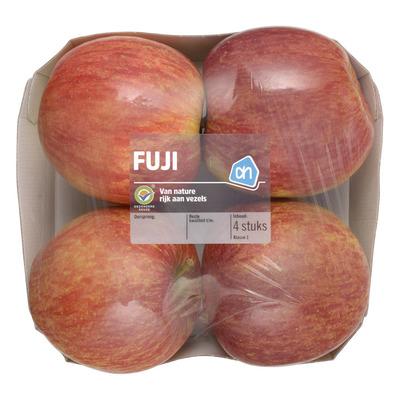 Huismerk Fuji appelen