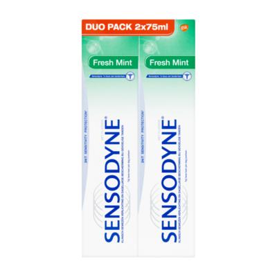 Sensodyne Fresh Mint Duo