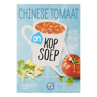 Huismerk Kopsoep Chinese tomaat
