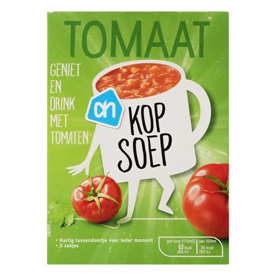 Huismerk Kopsoep tomaat