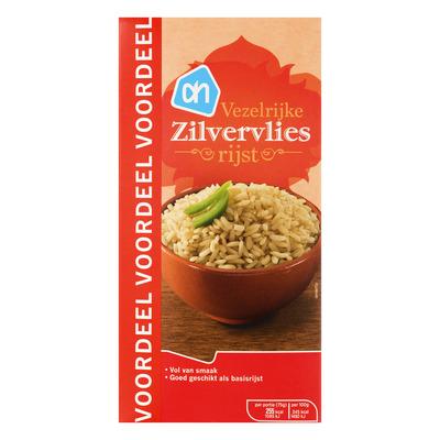 Huismerk Zilvervlies rijst voordeel