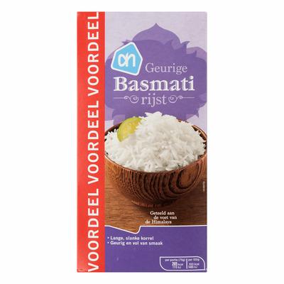 Huismerk Basmati rijst voordeel