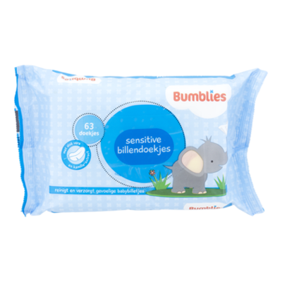 Bumblies Babydoekjes Sensitive