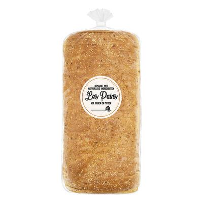 Huismerk Les Pains madeleine maïs heel