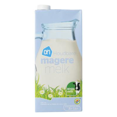 Huismerk Magere melk houdbaar