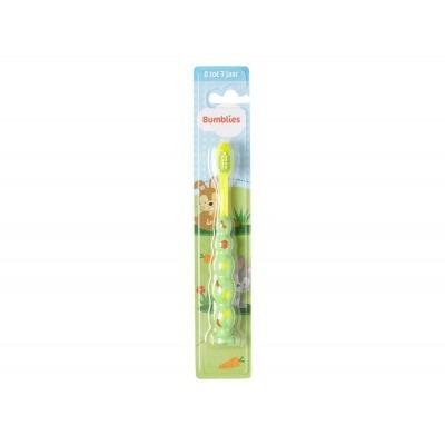 Bumblies Kindertandenborstel      0-3 jaar