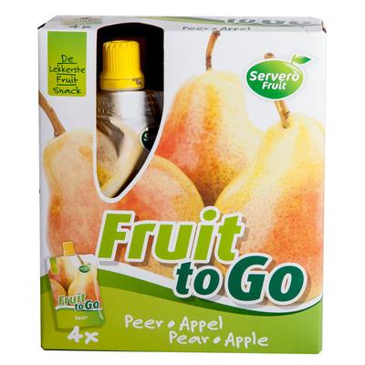 Servero Fruit to go peer-appel