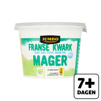 Huismerk Franse Kwark Mager