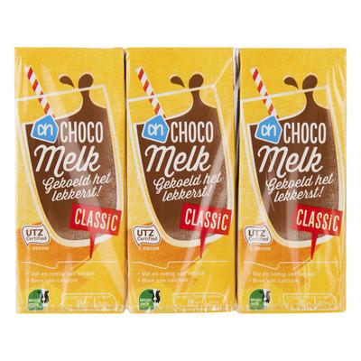 AH Choc melk vol classic
