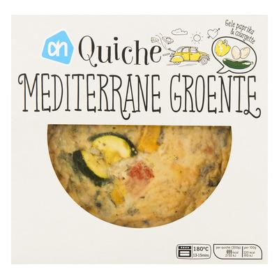 Huismerk Quiche Mediterrane groente