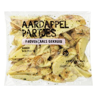 AH Provençaalse aardappelpartjes met schil