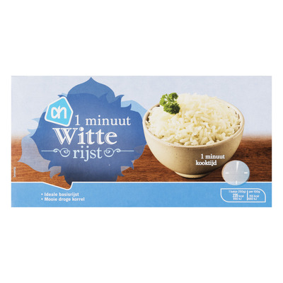 Huismerk 1 Minuut witte rijst