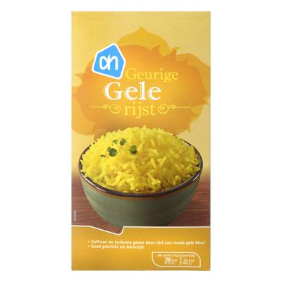 Huismerk Gele rijst