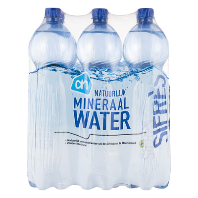 Huismerk Mineraalwater koolzuurvrij