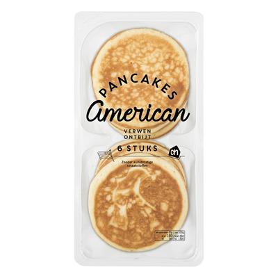 Huismerk American pancakes naturel