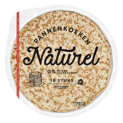 Huismerk Pannenkoeken naturel voordeel