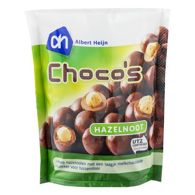 Huismerk Choco's hazelnoten