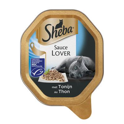 Sheba Saus lovers tonijn