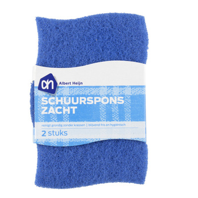 Huismerk Schuurspons soft