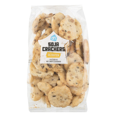 AH Soja crackers