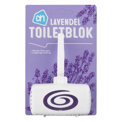 Huismerk Toiletblok vast lavendel
