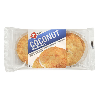 AH BASIC Kokosmakronen