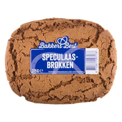 Bakkers Best Speculaasbrokken