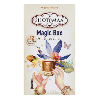 Shoti maa Magic box biologisch