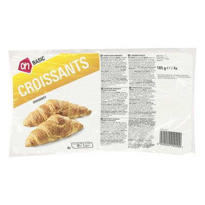Budget Huismerk Croissants