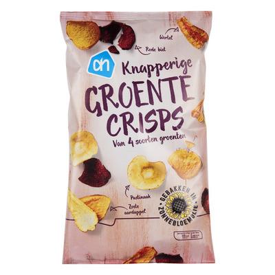 Huismerk Groentecrisps chips