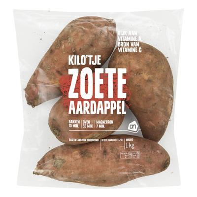 Huismerk Kilo'tje zoete aardappel