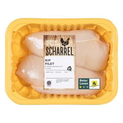 Huismerk Scharrel kipfilet