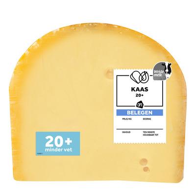 Huismerk Kaas belegen 20+ stuk