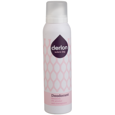 Huismerk Deodorant spray sensitive
