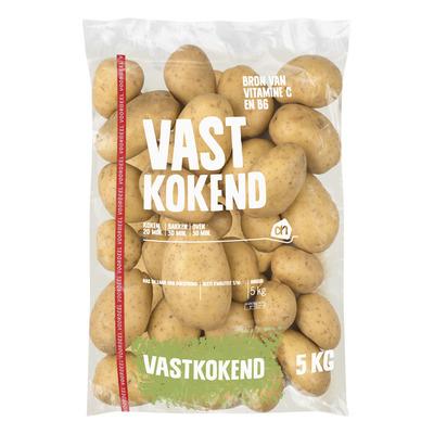 Huismerk Vastkokende aardappelen voordeel
