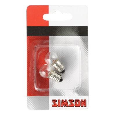 Simson Fietslampjes voor
