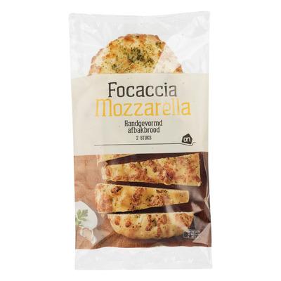 Huismerk Focaccia mozzarella