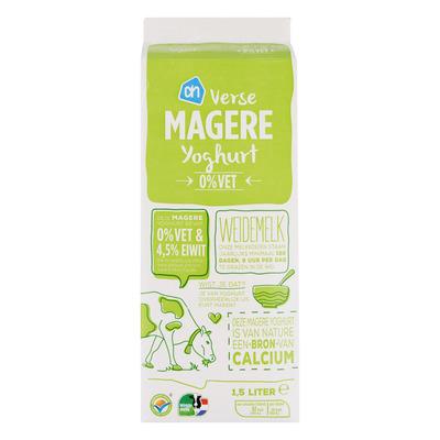 Huismerk Magere yoghurt 0%