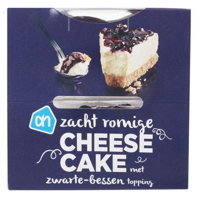 Huismerk Cheesecake black currant