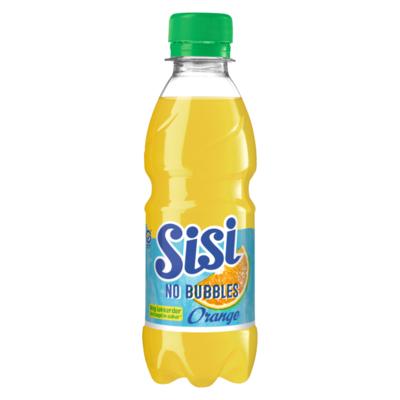 Sisi No Bubbles Orange Flesje