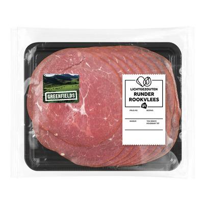 AH Greenfields runderrookvlees l. gezouten