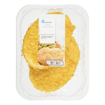 AH Krokante kaasschnitzel
