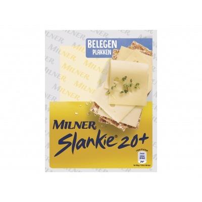 Milner Belegen plakken slankie 20+