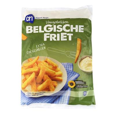 Huismerk Belgische friet