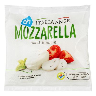Huismerk Mozzarella
